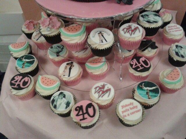 Dirty Dancing Cupcakes Dirty Dancing 1960s Party