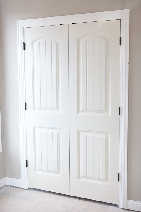 17 best ideas about double doors interior on pinterest for White double french doors