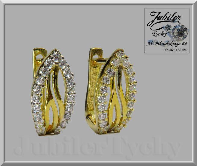 Złote kolczyki łezki z cyrkoniami 💎🎁💥 TYLKO 3 pary w promocyjnej cenie!❗️  #Złote #kolczyki #łezki z #cyrkoniami #Złoto #Au585 #Gold #teardrop #biżuteria #Złota #Okazja #łezka #jubilertychy #cyrkonie #cyrkonia #Jubiler #Tychy #Jeweller #Tyski #Złotnik #Zaprasza #Promocje:  ➡ jubilertychy.pl/promocje 💎