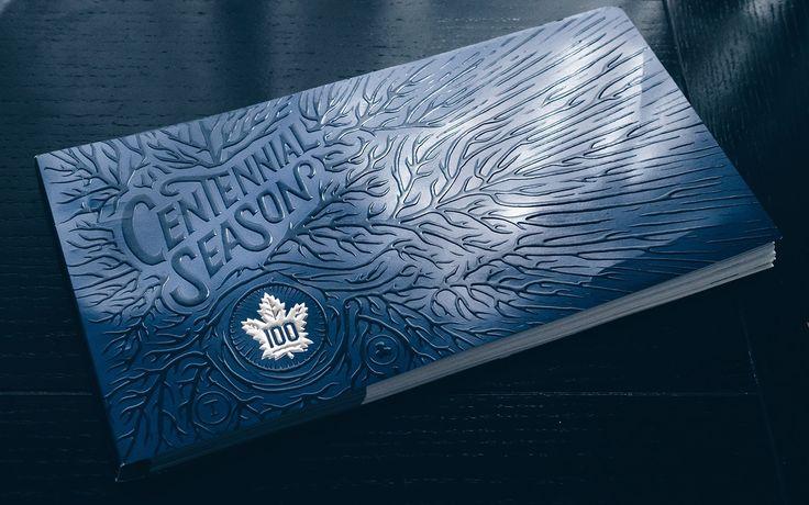 """다음 @Behance 프로젝트 확인: """"Toronto Maple Leafs - 2017 Season Ticket Package"""" https://www.behance.net/gallery/43434851/Toronto-Maple-Leafs-2017-Season-Ticket-Package"""