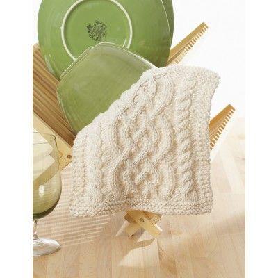 Free Intermediate Dishcloth Knit Pattern