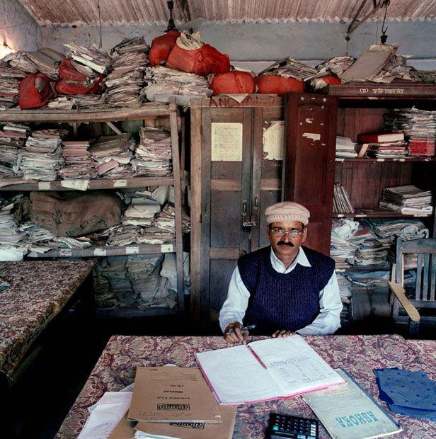 The Face of Bureaucracy: Portraits of Civil Servants Around the World