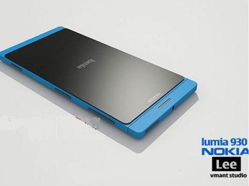 Nokia Lumia 930 - Concept #Conceptphone #Nokia #Lumia #Windowsphone #microsoft