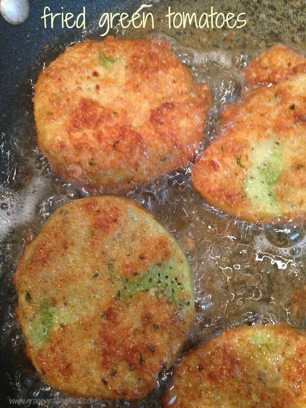 The fried green tomato recipe did not originate in the South, but we southerners embraced it and made it our own. You're gonna want to make this pronto.