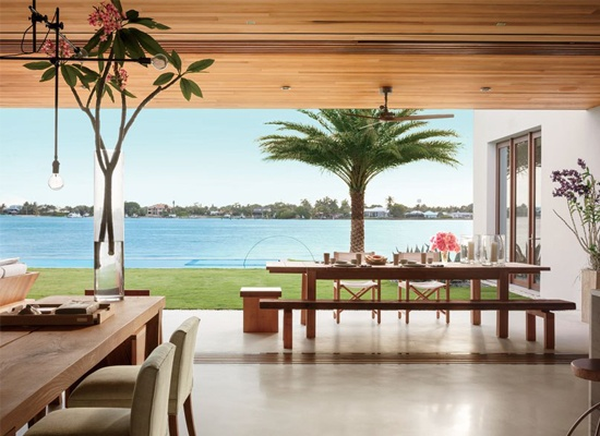 Palm Beach Home, Featured on sharedesign.com.