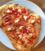 Meal Plan 7 - Scone Based Pizza, 23p a portion