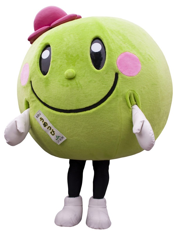 plum mascot ... http://fuzzandfur.net/