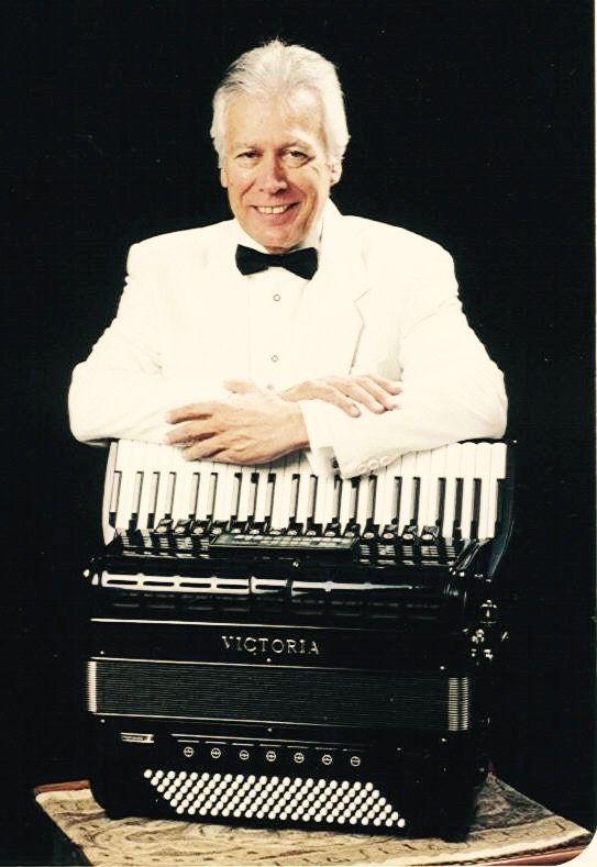 Sergio Zampolli on Accordion
