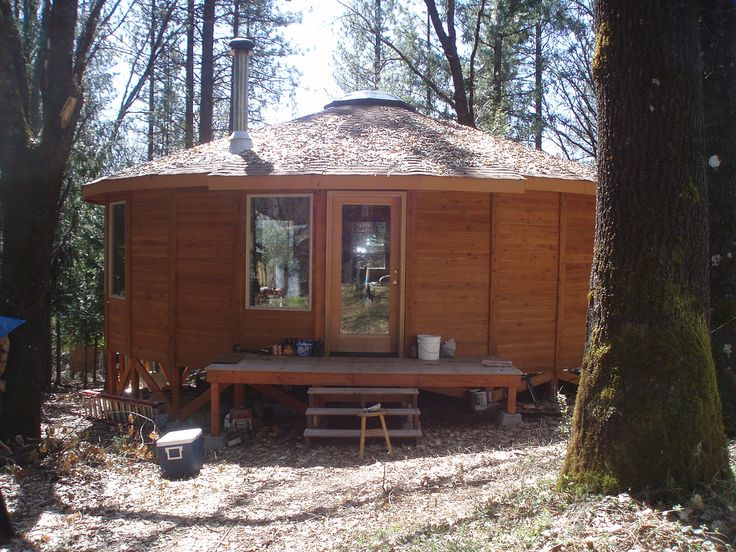 We are selling our 31′ Diameter Oregon Yurtworks Yurt. The buyer will need/arrange disassembly and moving, mild/moderate building skills required. Price reduced for expedited sale. The yurt is currently on a post and pier foundation. The yurt disassembles to 26 roof sections, 26 wall sections, and 13 floor sections. These sections have been primarily screwed…