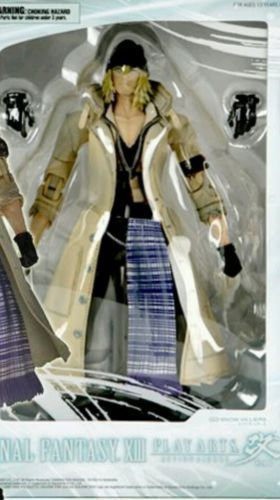 Finally Fantasy XIII Xbox 360 Playstation Game Figure Kai  Based on the popular Xbox 360 and PlayStation role playing game, Final Fantasy XIII. This figure is crafted with great detail. This realist figure with movable parts created on the char...