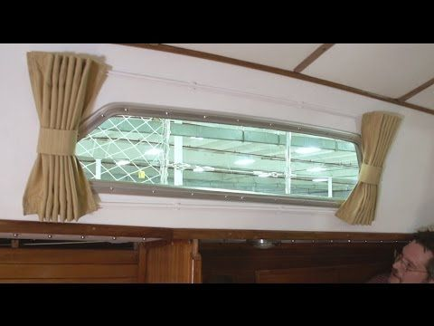How to Make Boat Interior Curtains – Do-It-Yourself Advice Blog.