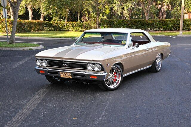 This Half Century Old 1966 Chevrolet Chevelle Is As Modern As They Come With A High Performance Power Train And Advanced In 2020 Chevrolet Chevelle Chevelle Chevrolet