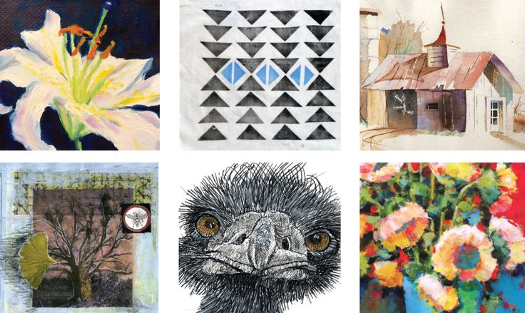 Sign up for Whet Your Palette with Thomasville Center for the Arts! Oil, Block Printing, Watercolor, Collage, Drawing, and Acrylic - there is something for everyone!