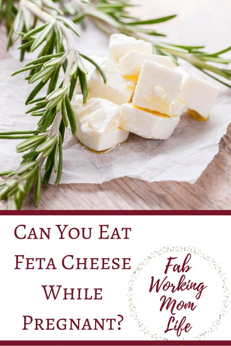 Can You Eat Feta Cheese While Pregnant?