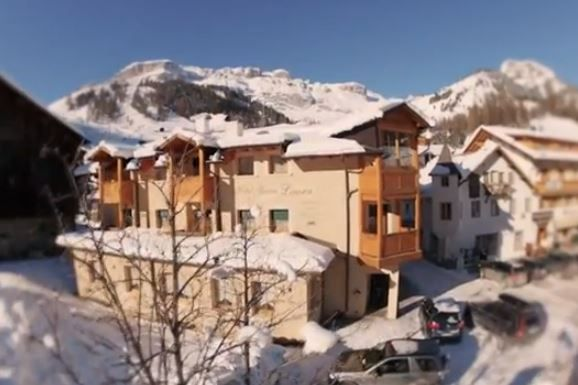 Winter season at Hotel Garnì Laura - 3stars accommodation in the #Dolomites - #Arabba