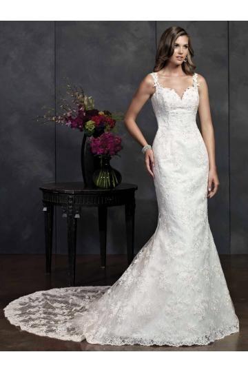 Ramínka Krajka Zip Nejkrásnější svatební šaty