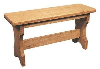 Lovely pine bench
