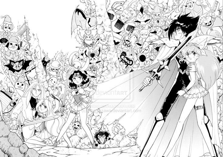 All the cast by NaoYazawa.deviantart.com on @deviantART