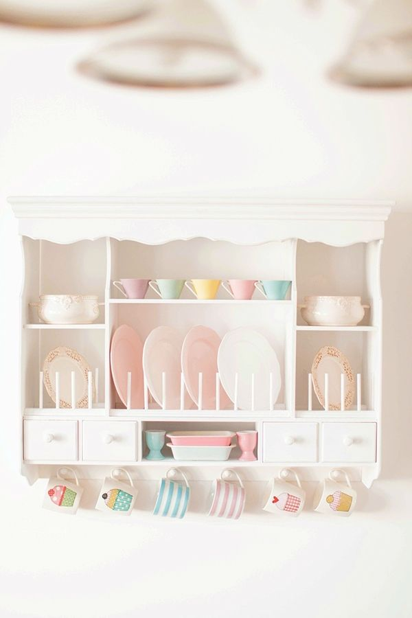 Heart Handmade UK: Perfect Pastel Slovenian Home