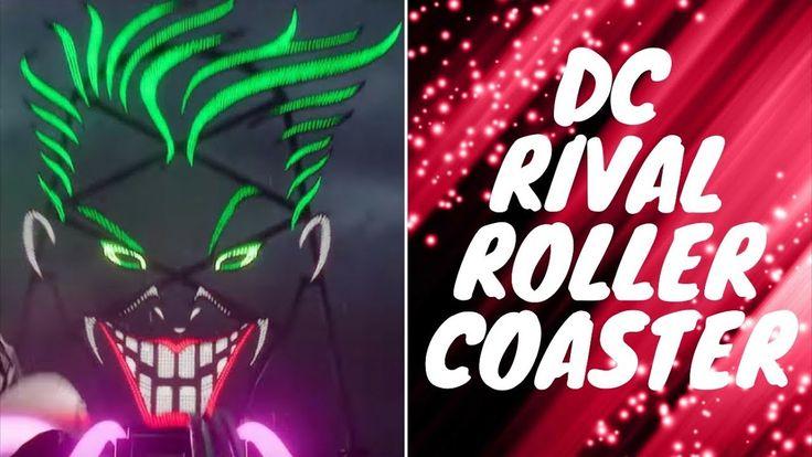 DC Rival Hypercoaster movieworld gold coast familyt vacation