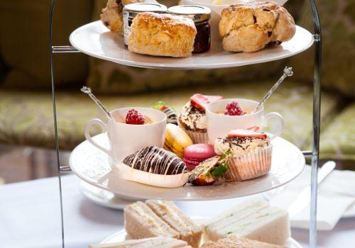 Afternoon Tea at Greenwoods Hotel - Essex