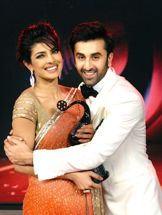Ranbir Kapoor and Priyanka Chopra