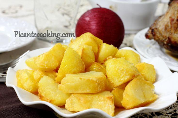 Idealnie+chrupiące+pieczone+ziemniaki