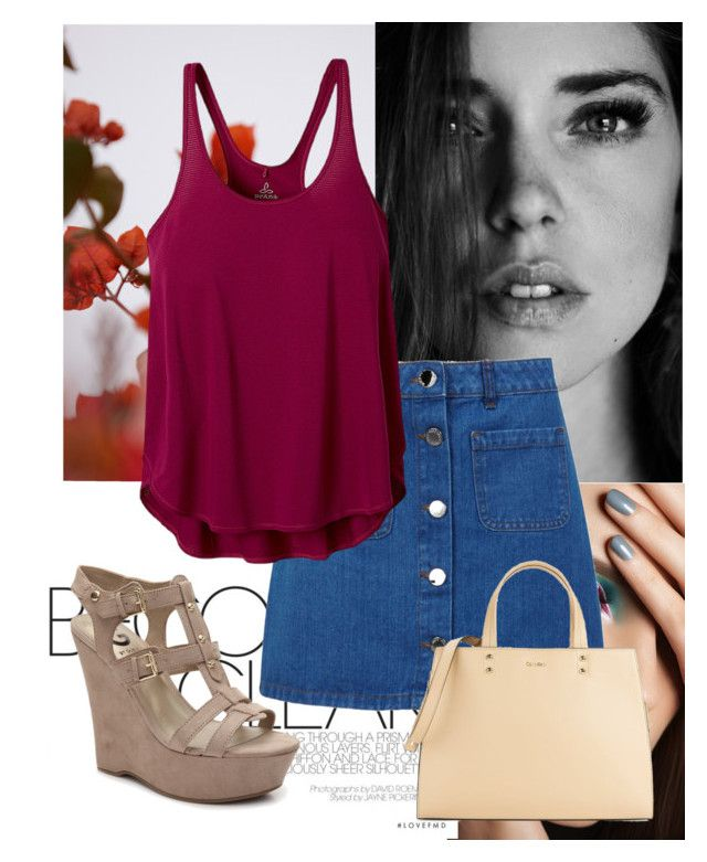 Untitled #72 by liebelievedie on Polyvore featuring polyvore, fashion, style, prAna, Miss Selfridge, Calvin Klein, GUINEVERE and clothing