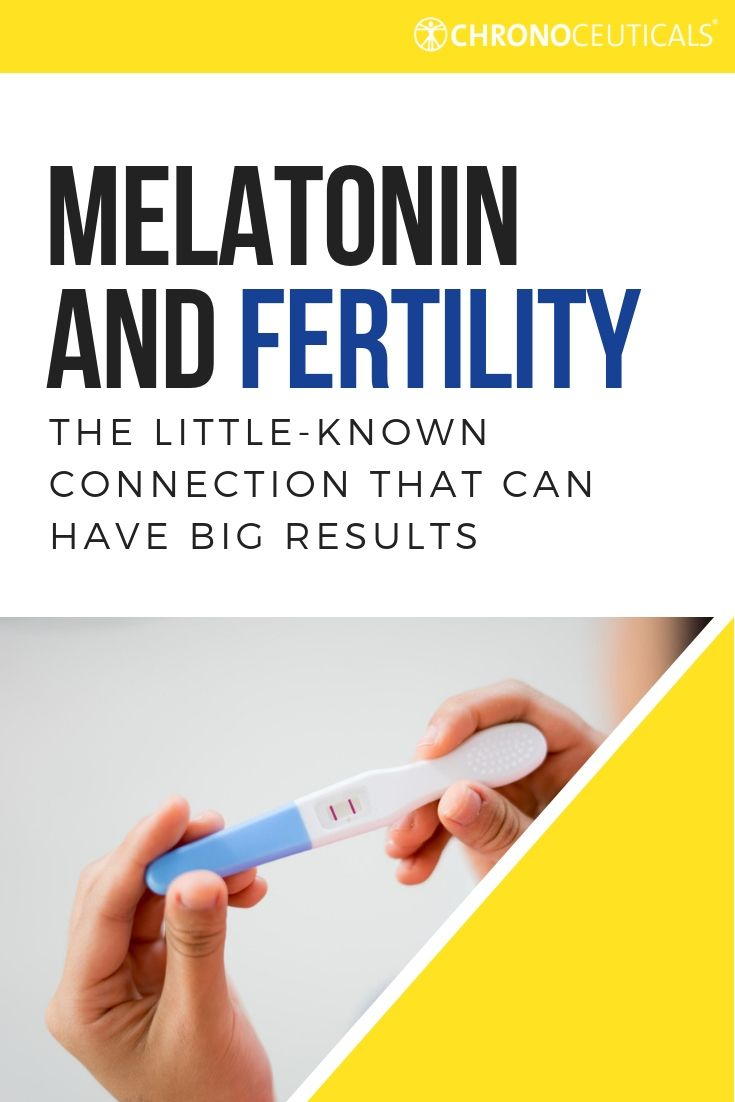 The Little-Known Connection Between Melatonin and Fertility