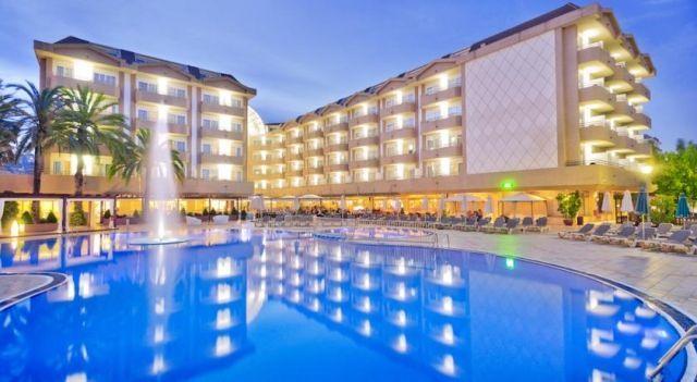 Hotel Florida Park - 4 Sterne #Hotel - EUR 64 - #Hotels #Spanien #SantaSusanna http://www.justigo.lu/hotels/spain/santa-susanna/florida-park_18351.html