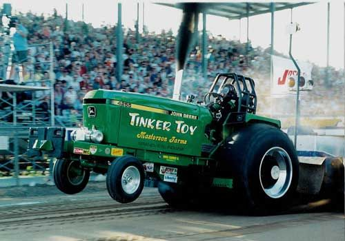 Truck and Tractor Pulling Series | Tractor Pull