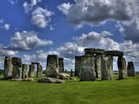 Stonehedge, England