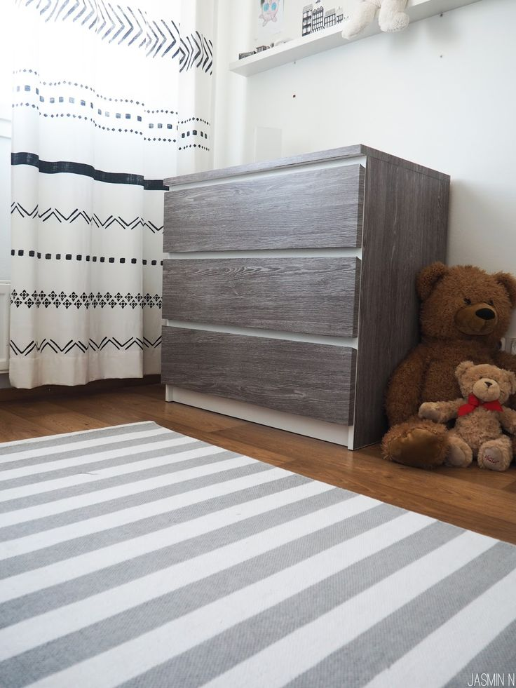 LITTLE THINGS WITH JASSY: DIY: NEW LOOK FOR IKEA MALM DRAWER