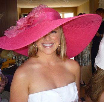 HAT-A-TUDE Kentucky Derby Hats