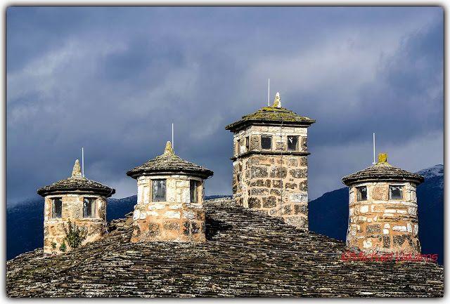 Photos from Ioannina: Οι καμινάδες στο Ιτς Καλέ