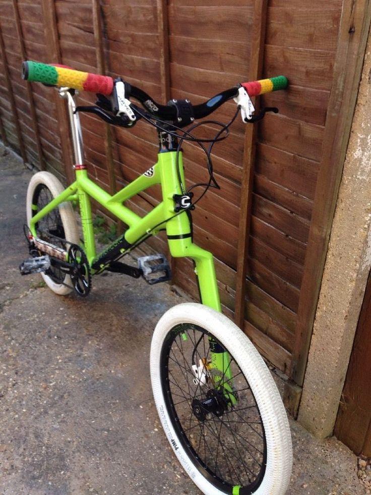 Cannondale Hooligan Berserka Green Best Colour Lefty Fork
