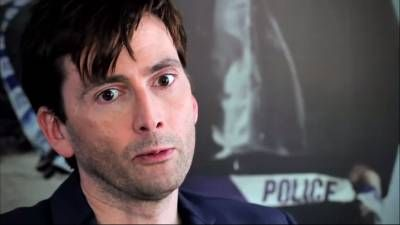 It is Day 5 of our Countdown to the Australia, Canada and the US Premieres of Broadchurch and for today, we have a few videos featuring the two stars of the series.When ITV launched Broadchurch earlier this year, they released several short videos of David Tennant and Olivia Colmam filmed at their headquarters in London. The pair discussed t...
