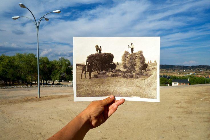 Memorias del paisaje VI. Las eras de las correderas. Belén Carrillo Calvo