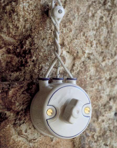 Illuminazione cavi a vista ~ idee di design nella vostra casa