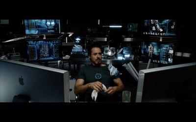 Tony Stark 39 S Workspace Computer Workbench Pinterest