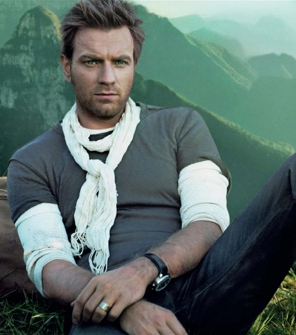 Ewan McGregor- this man just gets more gorgeous with age!
