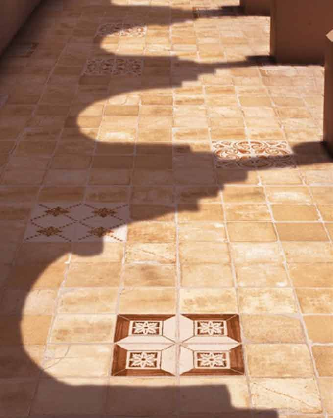 for Carrelage terre cuite
