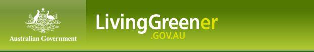 Living Greener