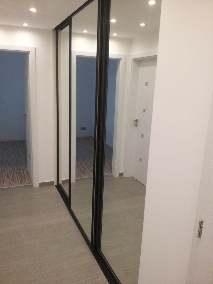 A tükrös szekrény egy modern otthonból sem hiányozhat!  http://www.inpulse.hu/