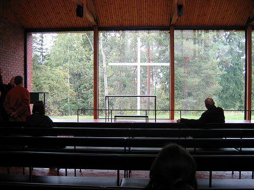 La Iglesia del Agua de Tadao Ando | Arquitectura y Cristianismo