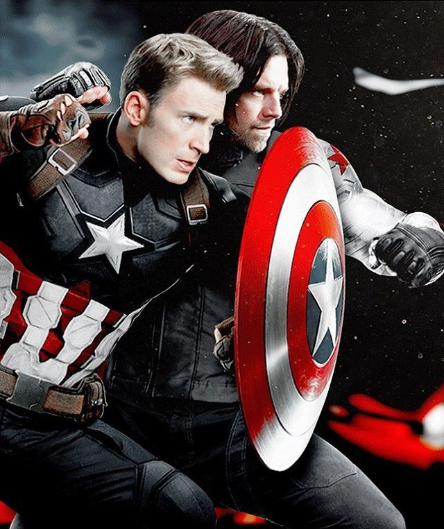 Cap and The Winter Soldier
