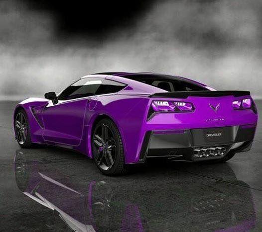 Purple Vette | ~HOT~ WHEELS!!! | Pinterest | Purple