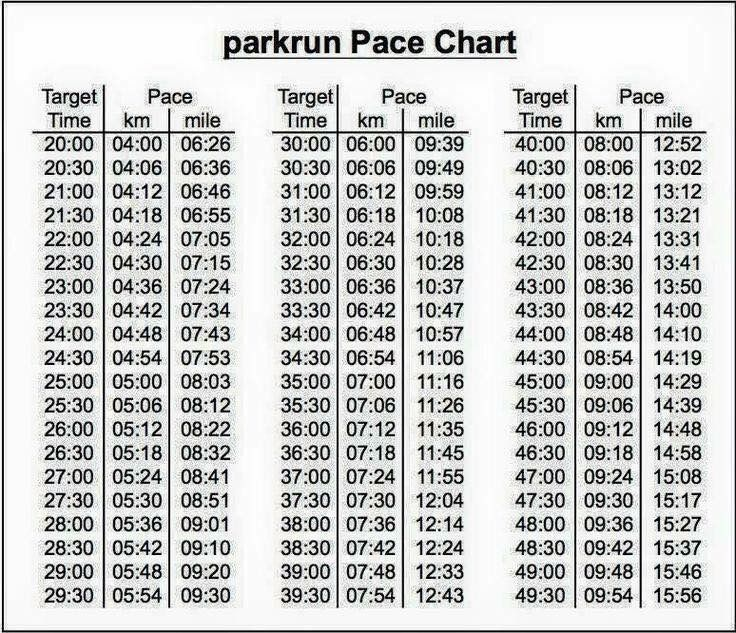 Best  Half Marathon Pace Chart Ideas On   Marathon