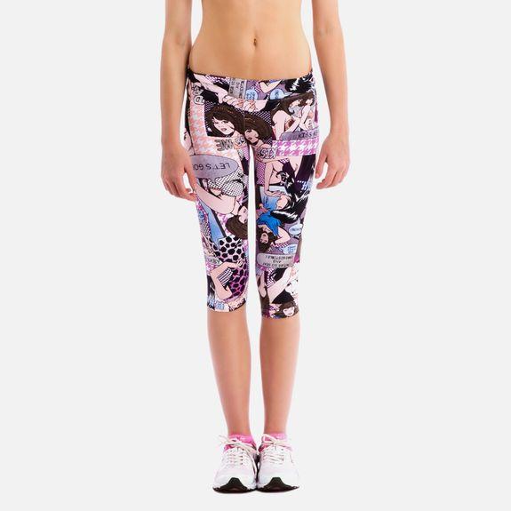 Periquita - Pop Art Gym Pants – Multi-Coloured