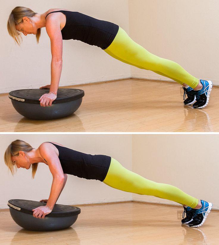 Bosu Ball Side Hops: Top 25 Ideas About Workout-bosu/stability Ball On
